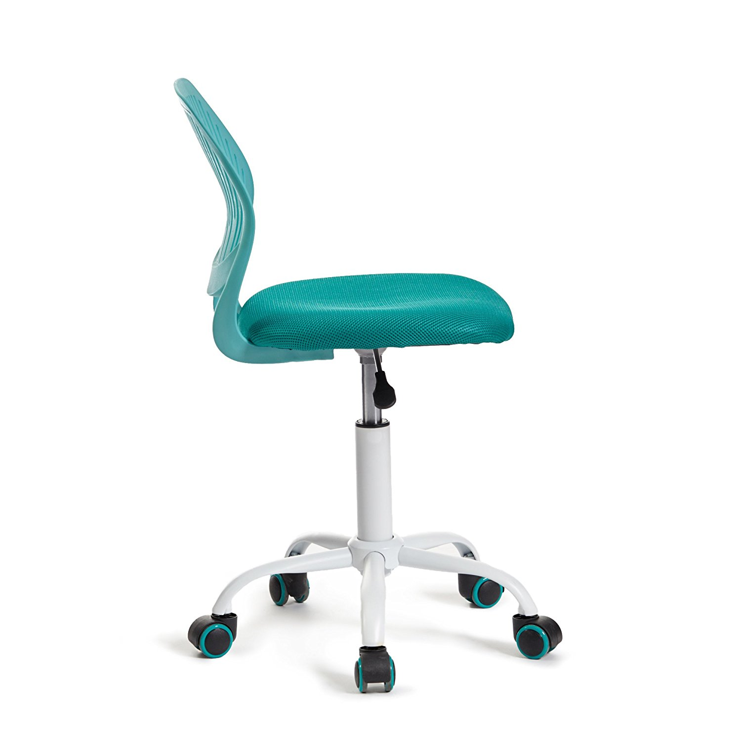 GreenForest fice Task Desk Chair Adjustable Mid Back – Jannah House