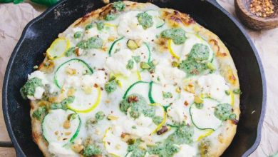 Photo of Pick-a-Topper Appetizer Flatbreads