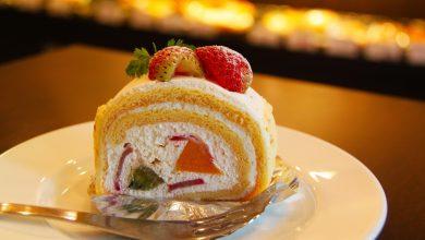 Photo of Lemon-Cream Dessert Cake